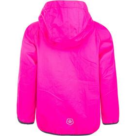Color Kids Villom Jacket Kinder pink glo